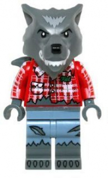 Collector Serie #14 Monsters - Wolf Guy