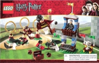 "Bauanleitung Harry Potter ""Quidditch Match"" (4737)"