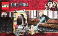 "Bauanleitung Harry Potter ""Freeing Dobby"" (4736)"
