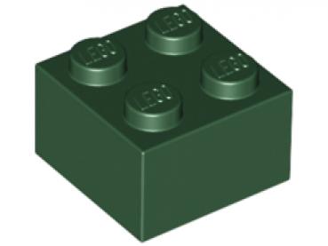 300301 Lego Stein Brick 2 x 2 Weß 20 Stück LEGO Bau- & Konstruktionsspielzeug