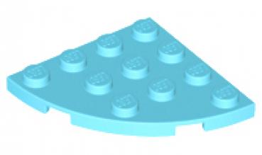 Lego Platte 4x4 Gelb 3 Stück 52