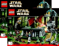 8038 Battle of Endor Bauanleitung