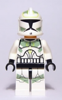 Clone Trooper Clone Wars sandgreen (sw298)