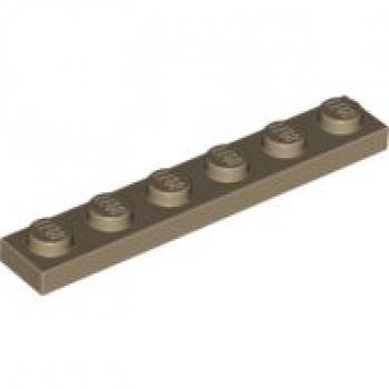 Lego Basic Technik Technic 15 Platten 1x6 #3666 hellgrau LEGO Bausteine & Bauzubehör
