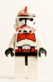 LEGO Shock Trooper rot Episode (sw091)