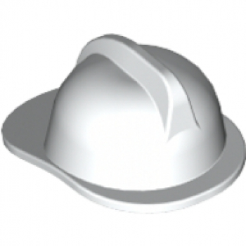 LEGO Minifig Helm weiss (3834)