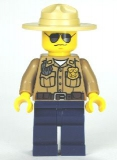 Minifigur Forest Police (cty264)