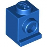 LEGO Stein Headlight 1x1 blau (4070)