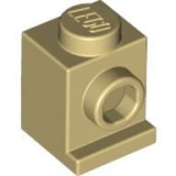 LEGO Stein Headlight 1x1 beige (4070)