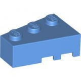 LEGO Schrägstein Wedge 2x3 links hell-blau (6565)