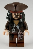 Captain Jack Sparrow Piratenhut (poc011)