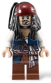 Captain Jack Sparrow (poc001)