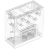 Technic Getriebe Block 6588 transparent 2x4x3 1/3