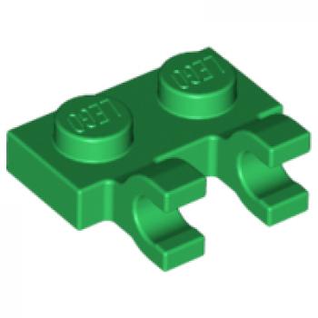 2540 LEGO ® 10x Platten 1x2 mit Halter // Griff Farben Auswahl versch