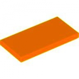 Q-Fliese 2x4 orange (Q87079)
