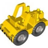 DUPLO Bulldozer Body gelb (5523)