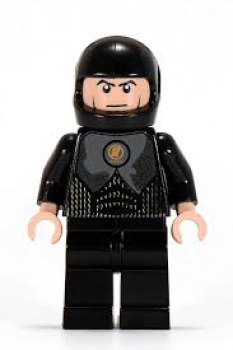 Cannonball Taylor Minifig (sr010)