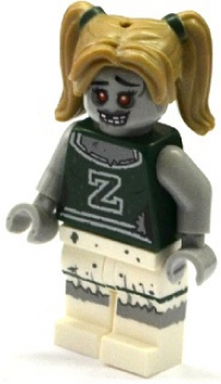 Collector Serie #14 Monsters - Zombie Cheerleader