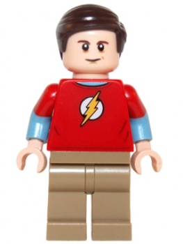 "LEGO Minifigur ""The Big Bang Theory"" Sheldon"
