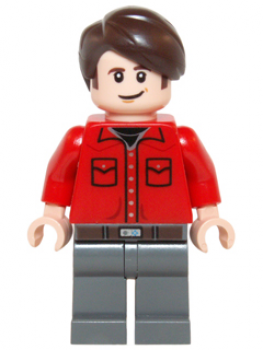 "LEGO Minifigur ""The Big Bang Theory"" Howard"