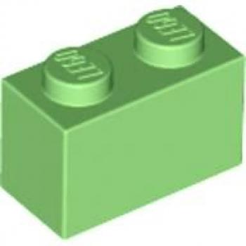 4517993 Lego Basic Steine Brick 1 x 2 helles Purpur 15 Stück Neu