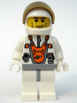 Space Mars Mission Astronaut Nr. 12 (012)
