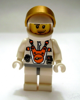 Space Mars Mission Astronaut Nr. 15 (015)