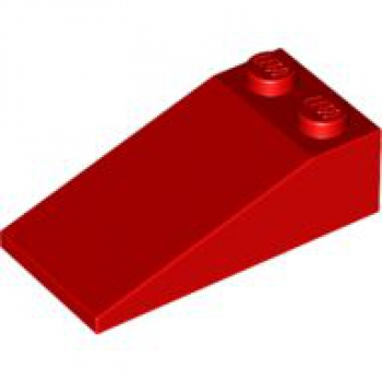 8 Lego Dachsteine Schrägsteine 2x4 4x2 schwarz NEU 30363