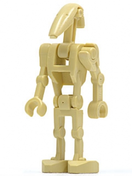 LEGO Star Wars - Battle Droid 1 gerader Arm (sw001c)