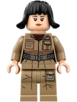 LEGO Star Wars Minifigur Rose Tico (0857)
