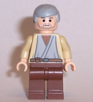 LEGO Star Wars  Owen Lars (sw140)