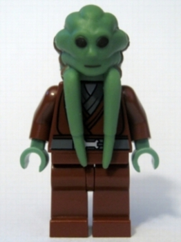 LEGO Star Wars Star Wars - Kit Fisto (sw163)