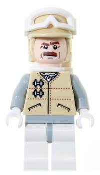 LEGO Star Wars Hoth Officer (sw258)