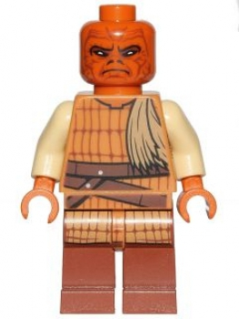 LEGO Star Wars Skiff Guard 75174 (821)