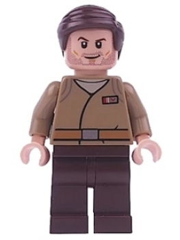 "LEGO Star Wars Minifigur ""Resistance Officer"" (876)"