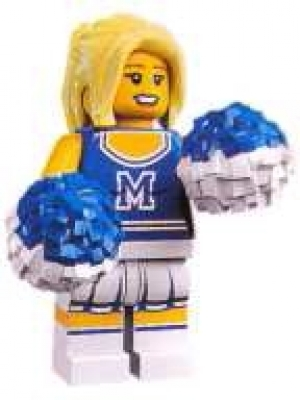 Cheerleader Collector Serie #2 (col002)
