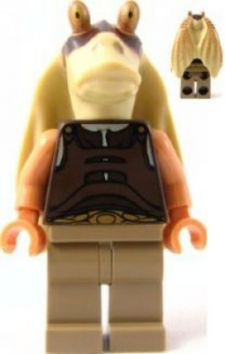 LEGO Star Wars Gungan Soldier # SW302