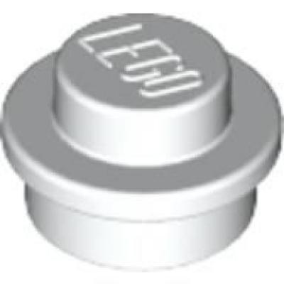 100X Lego® 6141 4073 runde Platten round Plate 1X1 Gelb Yellow NEU