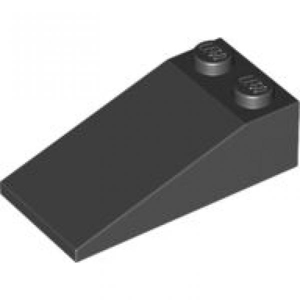 4 Stück 30363 D # Lego Dachstein Schrägstein 2x4 weiß